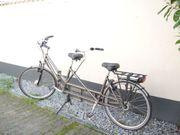 E-Fahrradtandem Multicycle Double Dream Tandem
