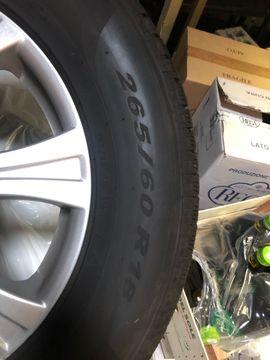Sonstige Reifen - Winterreifen auf Alufelgen