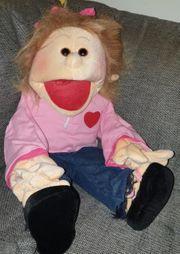 2 Living Puppets Handpuppen mit