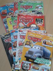 Zeitschriften Lego Cars Micky Maus