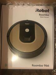 iRobot Roomba 966 Staubsaugroboter - Braun