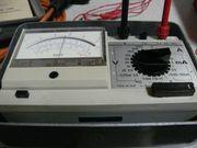 Multimeter U4137 analog Messgerät Orig