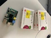 RASPBERRY PI Model B in