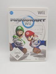 Wii Wii U Mario Kart