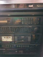 Hifi Stereoanlage mit zwei Boxen