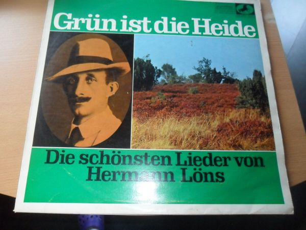 Grün ist die Heide Vinyl-LP