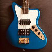 blauer Bass Offset Form