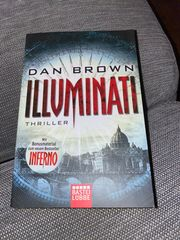 Illuminati Buch von Dan Brown