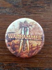 Warhammer Ghal Maraz Pin