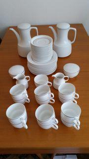 Rosenthal Serie Modulation Platinband Kaffeeservice