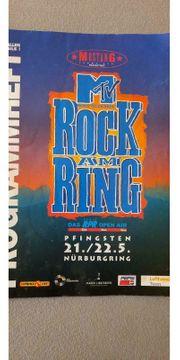 Rock am Ring Programmheft 1994