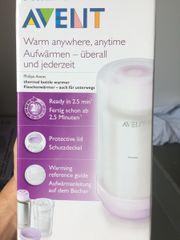 AVENT Baby Fläschenwärmer für Unterwegs