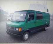 Camper MB 208 D