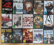 DVDs 49 Stück