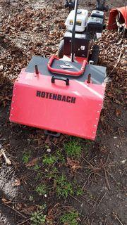 Kehrmaschine Rotenbach