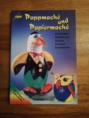 Bastelbuch Pappmache