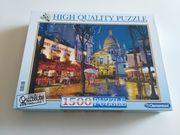Puzzle - 1500 Teile vollständig