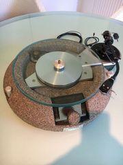 Thorens Concrete Turntable Plattenspieler mit