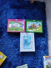 verschiedene Kinderspiele