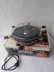 Raclette-Grill TEFAL Type 804 für