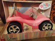 Baby Born Cabrio Puppen Auto