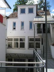 Zentral aber ruhig gelegenes Hinterhaus