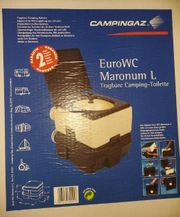 Campingaz EuroWC Maronum L unbenutzt