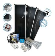 Solaranlage 240W Schindeltechnik MPPT Victron