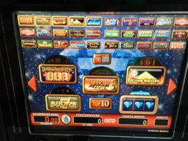 Spiele, Automaten - Merkur Juwel 162 Spiele mit