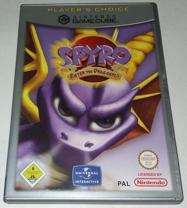 Nintendo Gamecube - Spyro - Enter the