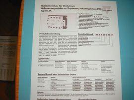 Restposten, gewerblich - Biete 1 Halbleiter-Relais Typ RZ3A