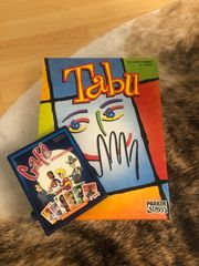 Tabu spiel - Cafe international