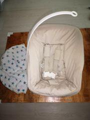 Stokke Newborn Aufsatz mit Überzug