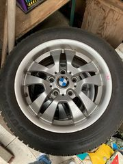 Winterreifen 205 55R16 94V Dunlop