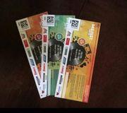 3x1 DAS FEST-Tickets für alle