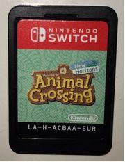 Nintendo Switch Spiel Animal Crossing