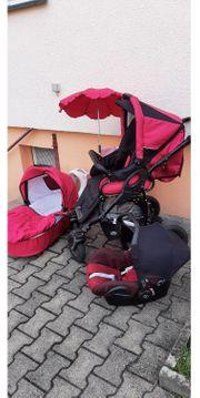 Kinderwagen und gedöns