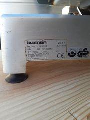 Aufschnittmaschine Bizerba