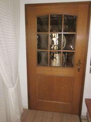 Zimmertüren Eiche rustikal mit getönten