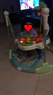 fisher Price Jumperoo baby hopser