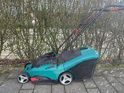 Elektr Rasenmäher Bosch Rotak 1400