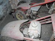 Motormäher Bucher K3