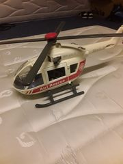 Playmobil Rettungs Hubschrauber Helikopter