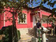 Schönes Haus im internationalen Dorf