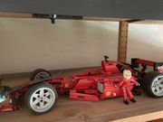 Lego Technik Oldschool Ferrari 1