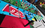 Kickertisch Spieltisch 9 in 1 -