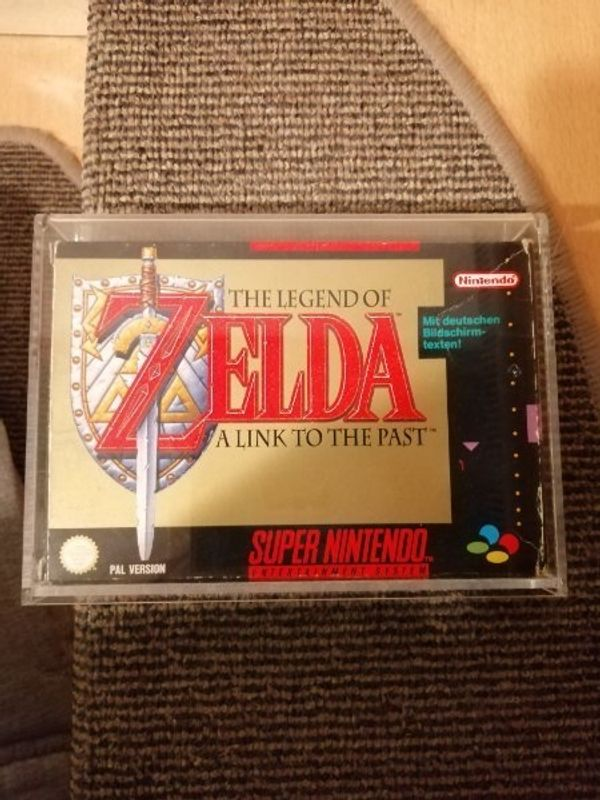 Zelda - A Link to the