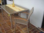 Terrasentisch mit 4 Stühle
