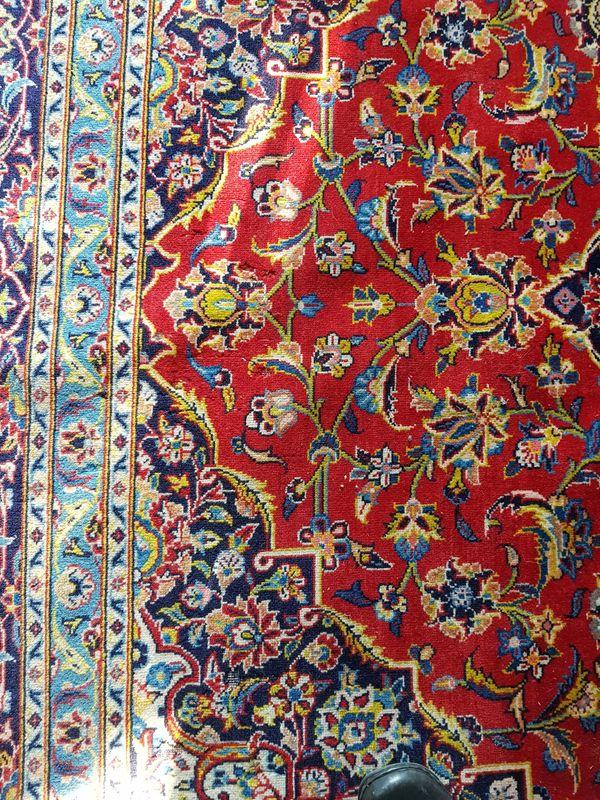 Kaschan Teppich Gebraucht