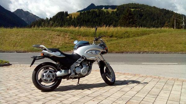 Wunderschöne BMW 650 CS abzugeben